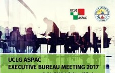 UCLG ASPAC Executive Bureau Meeting