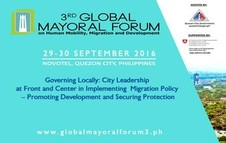 3rd Global Mayoral Forum on Human Mobility, Migration and Development