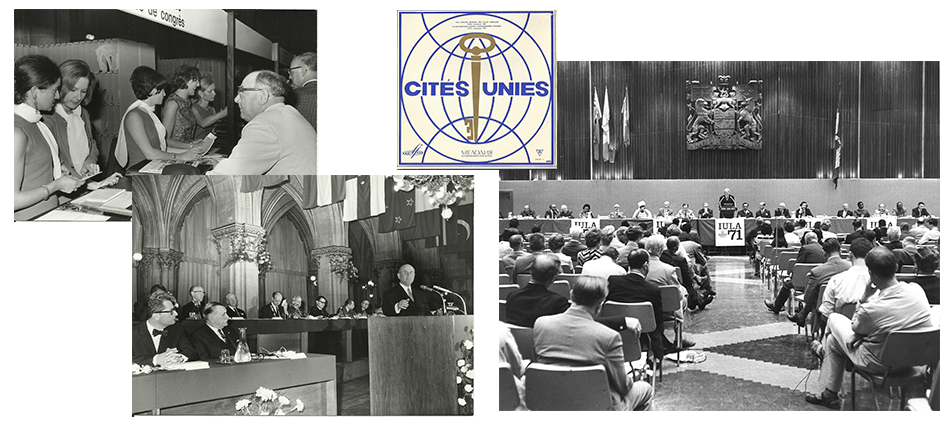 IULA Congress takes place in Toronto, Canada, 1971