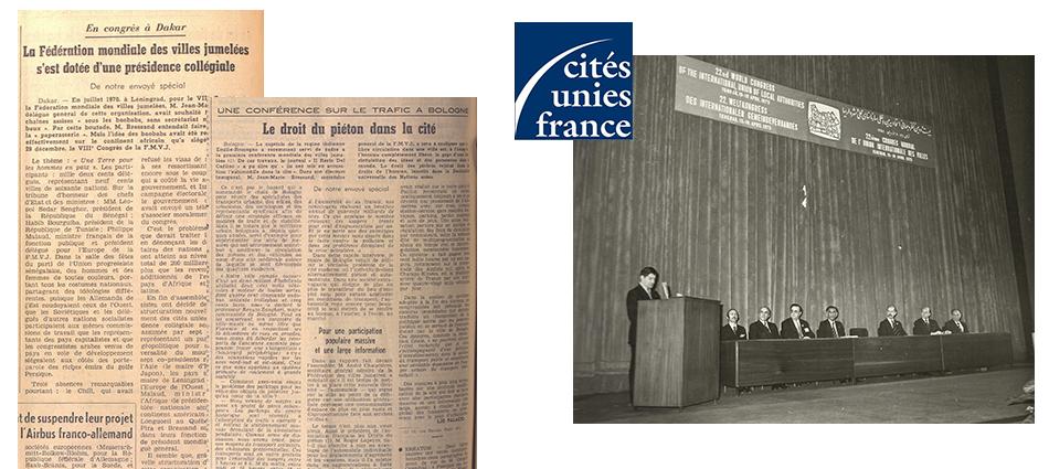 Le 22ème Congrès de l'IULA se tient à Téhéran, en Iran, en 1975