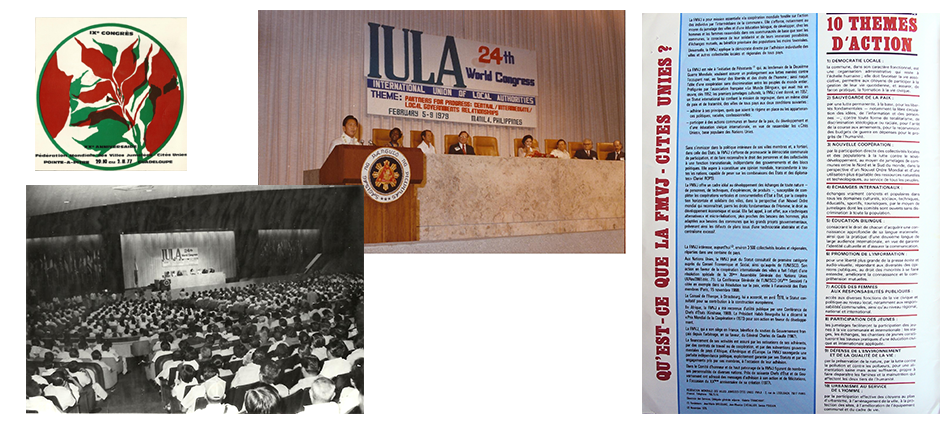 IULA Congress takes place in Manila, Philippines, 1979