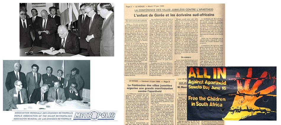 L'IULA est organisée à Rome en 1987