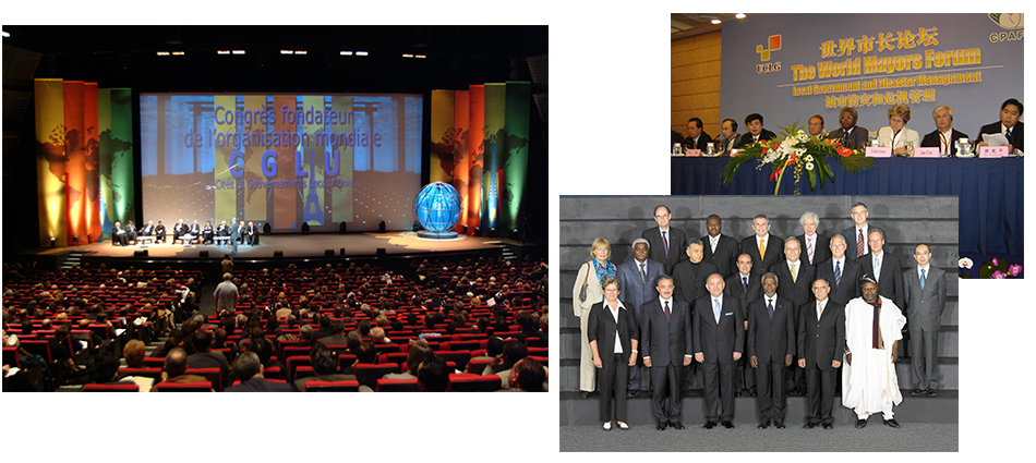 The first UCLG Committees and Working Groups are established during the UCLG World Council in Beijing, China, 2005