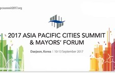 2017 Asia Pacific Cities Summit & Mayor´s Forum