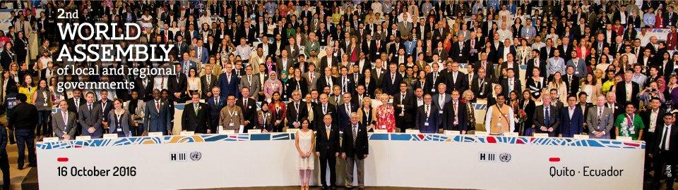 Assemblée mondiale des gouvernements locaux et régionaux