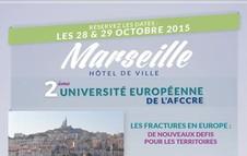 2ème Université européenne de l'AFCCRE