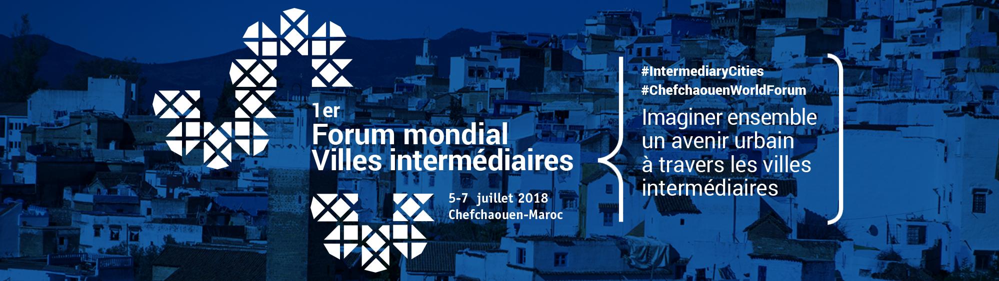 Forum mondial Villes Intermédiaires