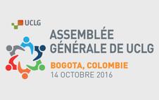 Assemblée Générale des membres de CGLU à Bogota