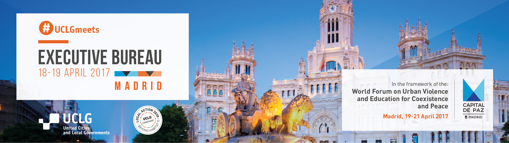 Madrid 2017-Bureau Ejecutivo