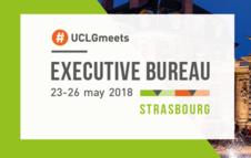 Follow the UCLG Executive Bureau meetings live in Strasbourg!