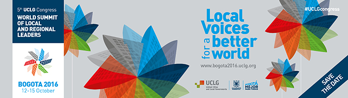 UCLG Congress in Bogotá