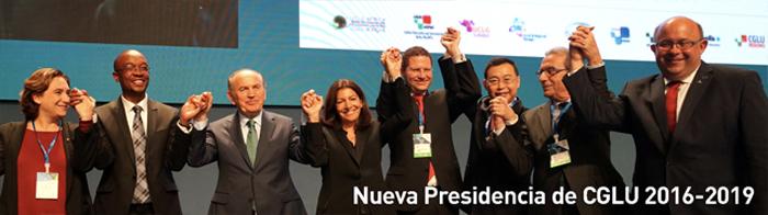 Nueva Presidencia 2016-2019