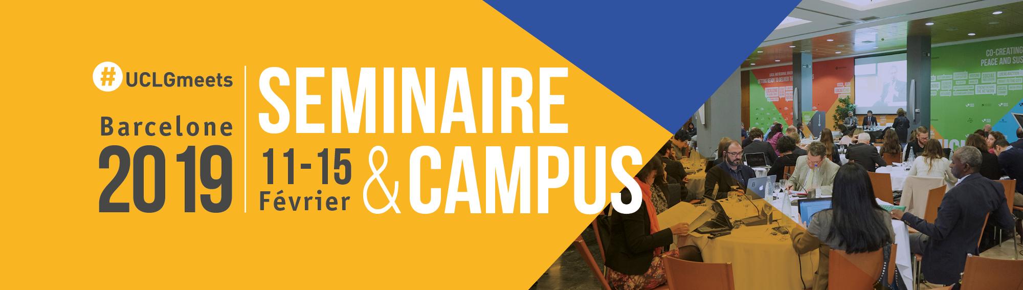 CGLU Seminaire & Campus