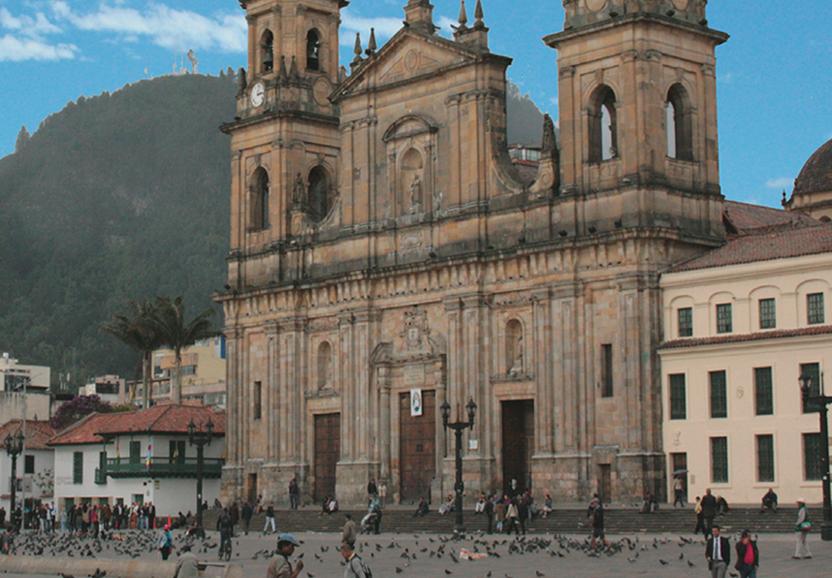 Bogota 2016 -Consejo Mundial