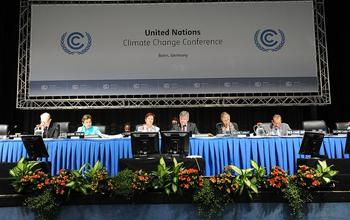 Bonn Climate Negotiations