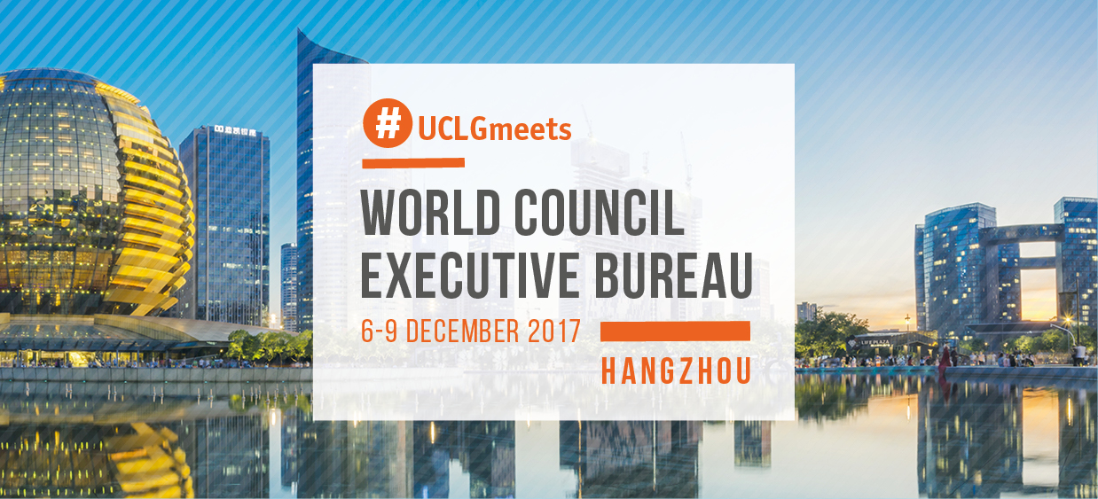 Hangzhou 2017 world council uclg the 2017 uclg world council meetings were held from 6 to 9 december 2017 in hangzhou china at the kind invitation of mayor xu liyi and in conjunction stopboris Image collections