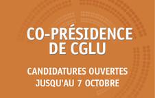 Co-presidence de CGLU