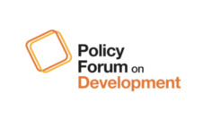 Policy Forum on Development Task Meeting Team