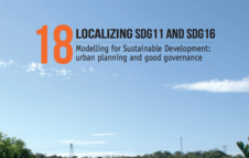 18. Localizing SDG 11 and SDG16 Modelling for Sustainable Development: urban planning and good governance