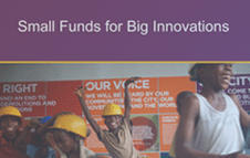 Cities Alliance call for proposals for the New Catalytic Fund 2014