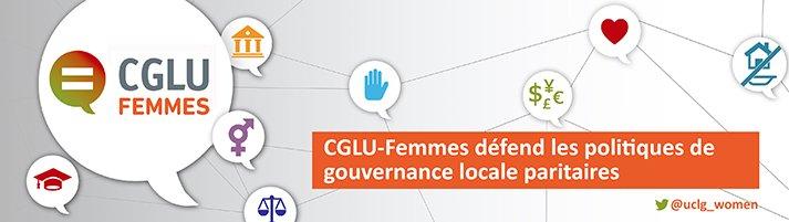 CGLU-Femmes défend les politiques de gouvernance local paritaires