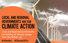Mayors for Climate Action! #Climate2014