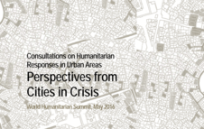 Responses in Urban Areas Perspectives from Cities in Crisis