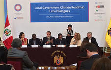 The Lima Communiqué calls for an inclusive and ambitious post-2015 climate regime