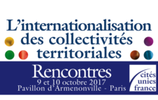 Les Rencontres de l'internationalisation des collectivités territoriales accordent une attention particulière aux ODD