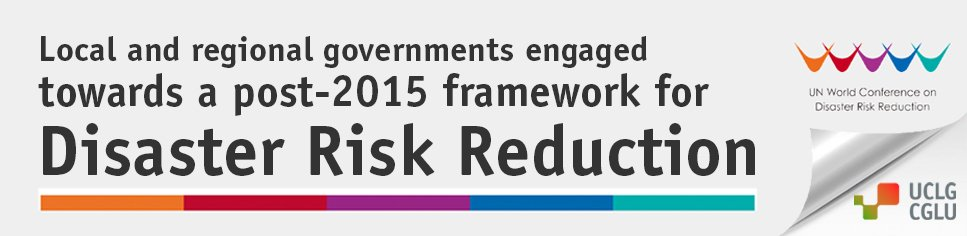 Local and regional governments engaged towards a post-2015 framework.