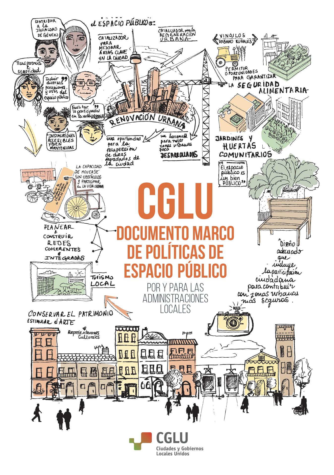 Documento marco de políticas de espacio público