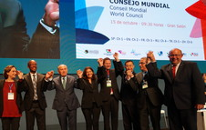 UCLG elects its new Presidency in Bogotá