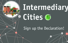 Intermediary Cities World Declaration : sign up for a call from I-Cities leaders