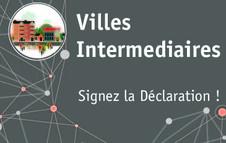 Déclaration Mondiale des Villes Intermédiaires : signez pour un appel des leaders des villes intermédiaires