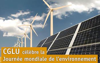 Journée Mondiale de l'environnement 2014