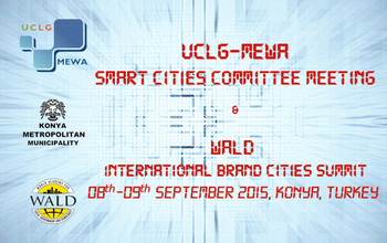Smart cities meeting