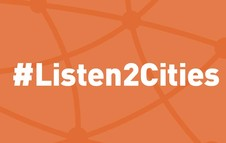 Countdown to listen to cities at Habitat III