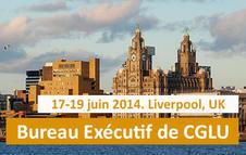 Bureau Exécutif de CGLU à Liverpool