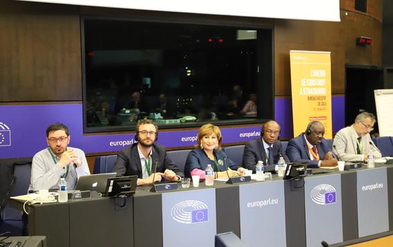 Towards a UCLG Strategy on Localizing Financing for Sustainable Urbanization