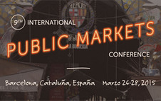 UCLG, partner of the 9th International Public Markets Conference in Barcelona