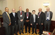 UCLG delegation strengthening links with US mayors
