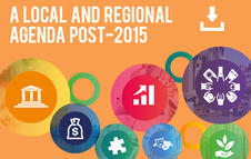 Contributing to the post-2015 Agenda and the New Urban Agenda of Habitat III in 2016, a strategic priority of UCLG