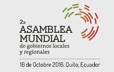 SEGUNDA ASAMBLEA MUNDIAL DE GOBIERNOS LOCALES Y REGIONALES