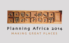 Planning Africa Conference 'Making great places'