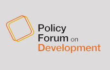 Policy Forum on Development