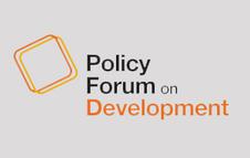 Policy Forum on Development