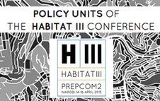 Meeting of the Habitat III Policy Unit on Governance