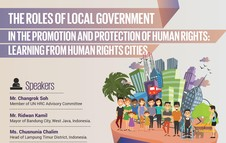 Latest news Events Newsletters Multimedia The Roles of Local Government in the Implementation of Human Rights; Learning from Human Rights Cities