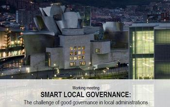 Smart Local Governance meeting