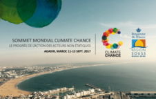 Sommet Mondial Climate Chance